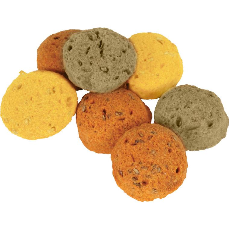 Friandises pour rongeurs Crunchy Cup 3 mix - 200 gr