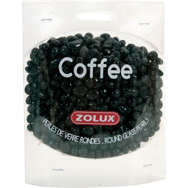Perles de verre coffee 472g 235033