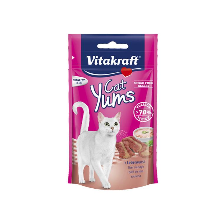 Cat Yums Pâté de Foie 235111