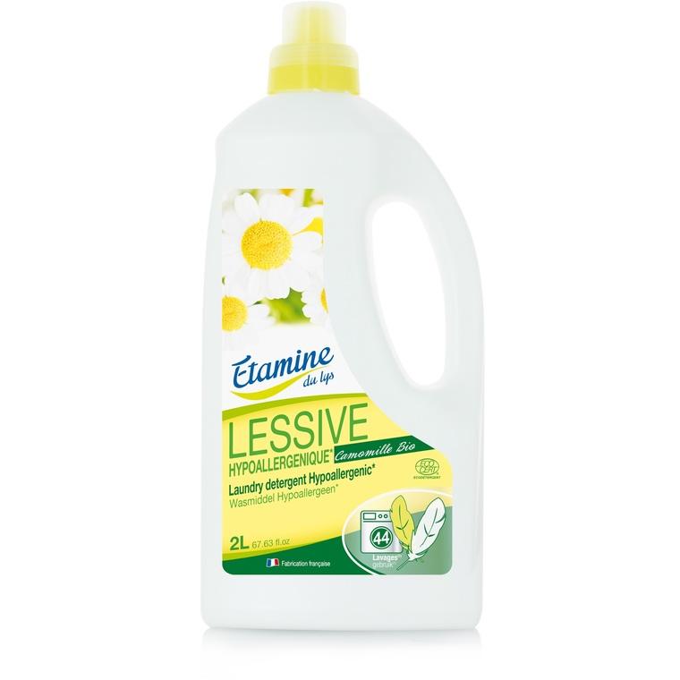 Lessive hypoallergénique 2 L ETAMINE DU LYS 242530
