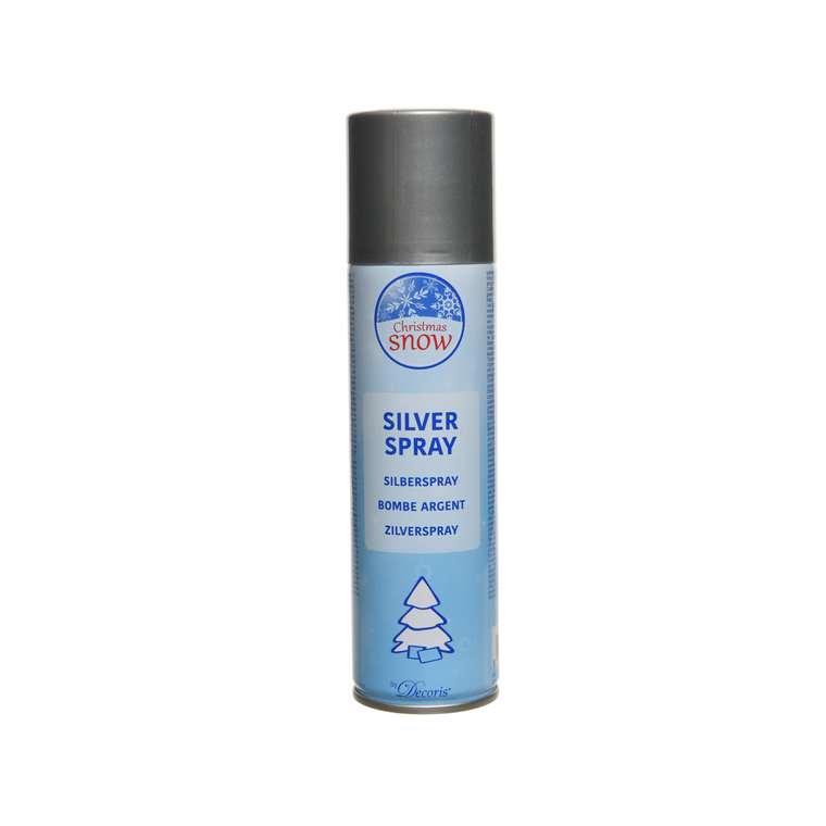 Bombe Argent ininflammable - 150ml 243987