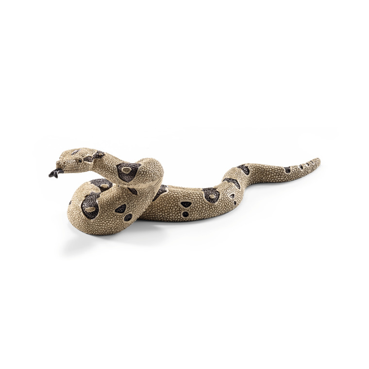 Figurine Boa Constrictor Série Animaux Sauvages 12,6x3,8x3,1 cm