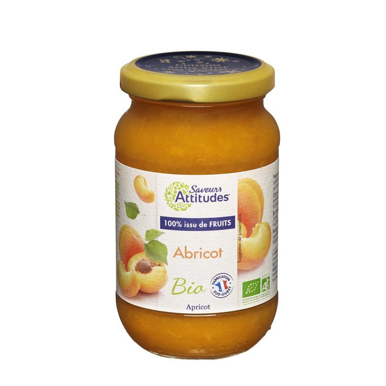 Préparation 100% fruits à l'abricot 310 g 245632