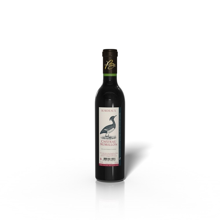 Bordeaux rouge AOP 37,5 cl 245674