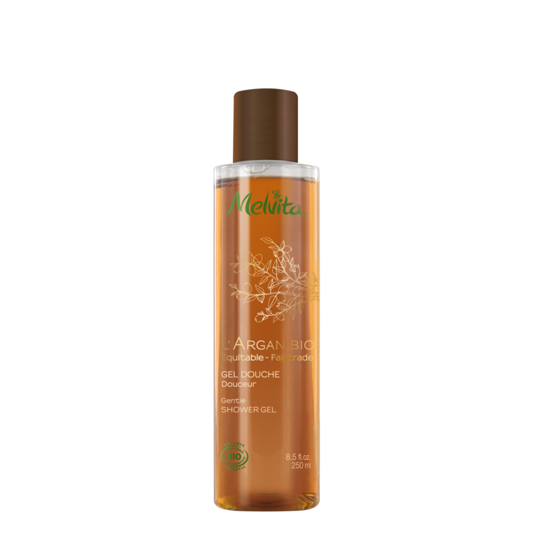 Gel douche l'argan bio Melvita 250 ml 245773