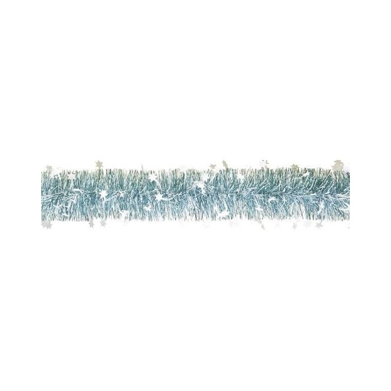 Guirlande bleue et blanche avec petites étoiles 247556