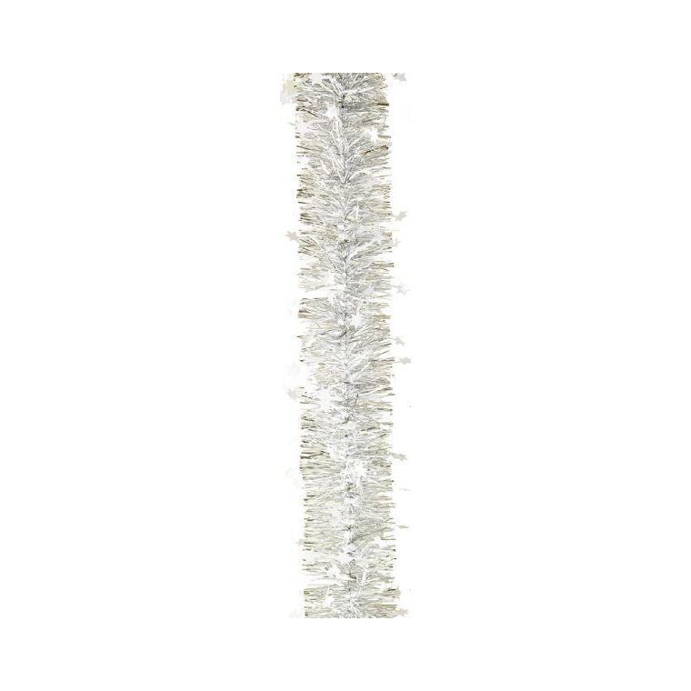 Guirlande blanche avec petites étoiles 247559