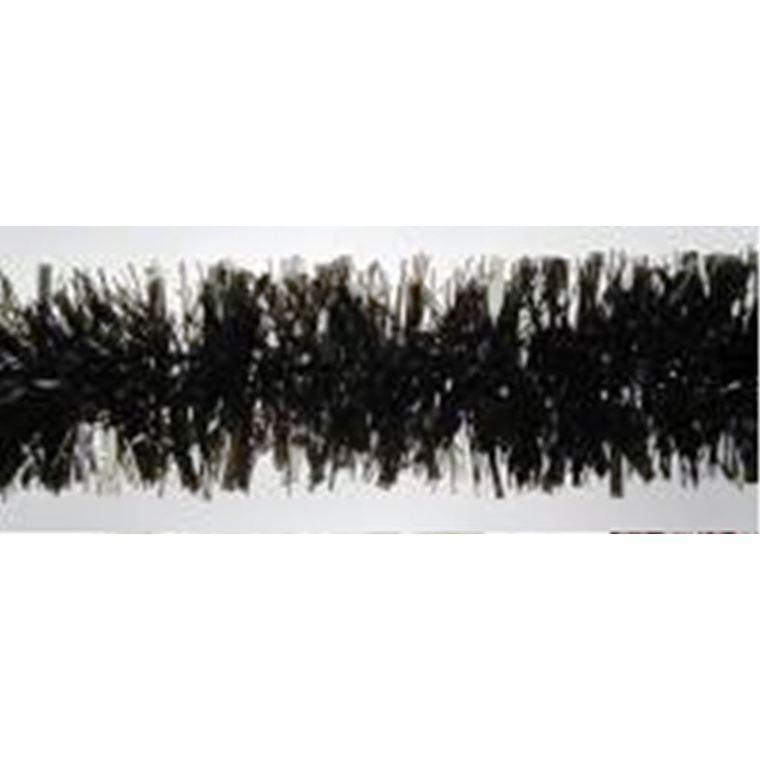 Guirlande à facettes couleur noire