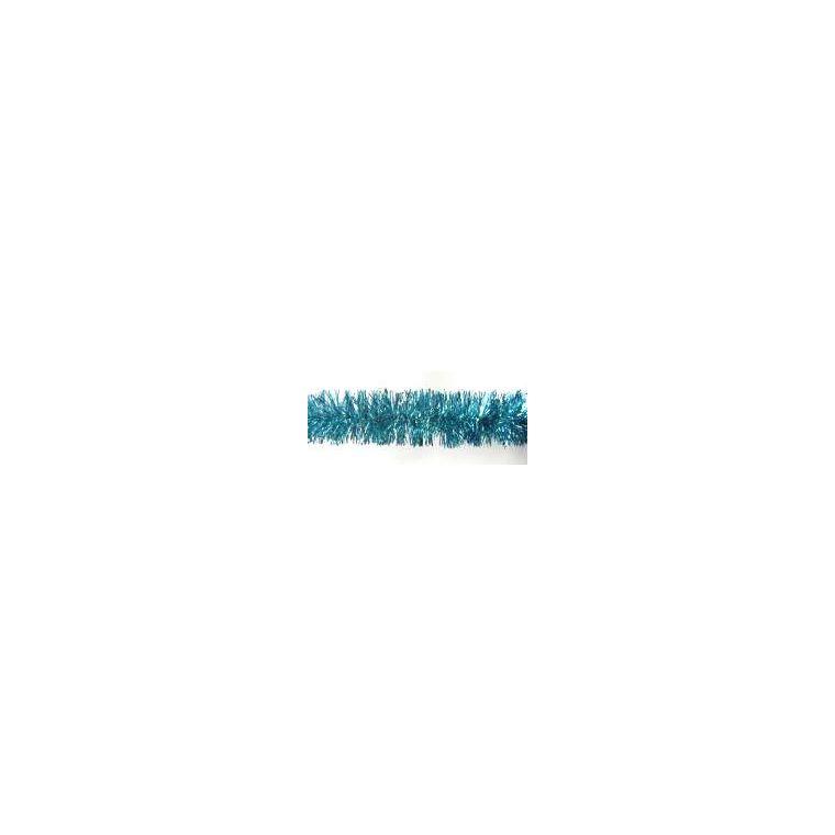 Guirlande clinquante bleue