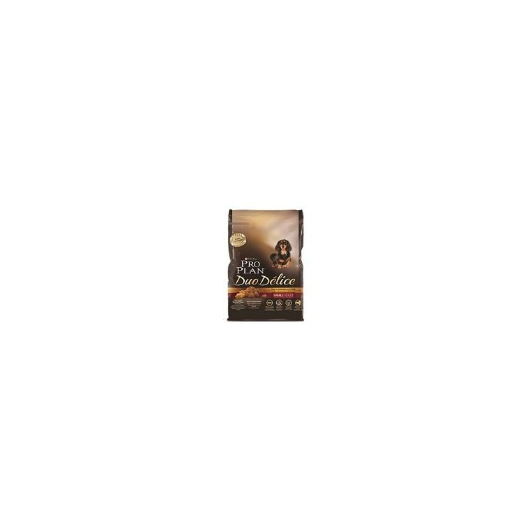 Croquettes pour chien Proplan Duo Delice small poulet en sac de 700 g 248502