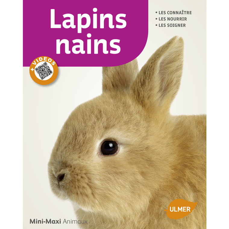 Lapins Nains 65 pages 17 vidéos Éditions Eugen ULMER 252650