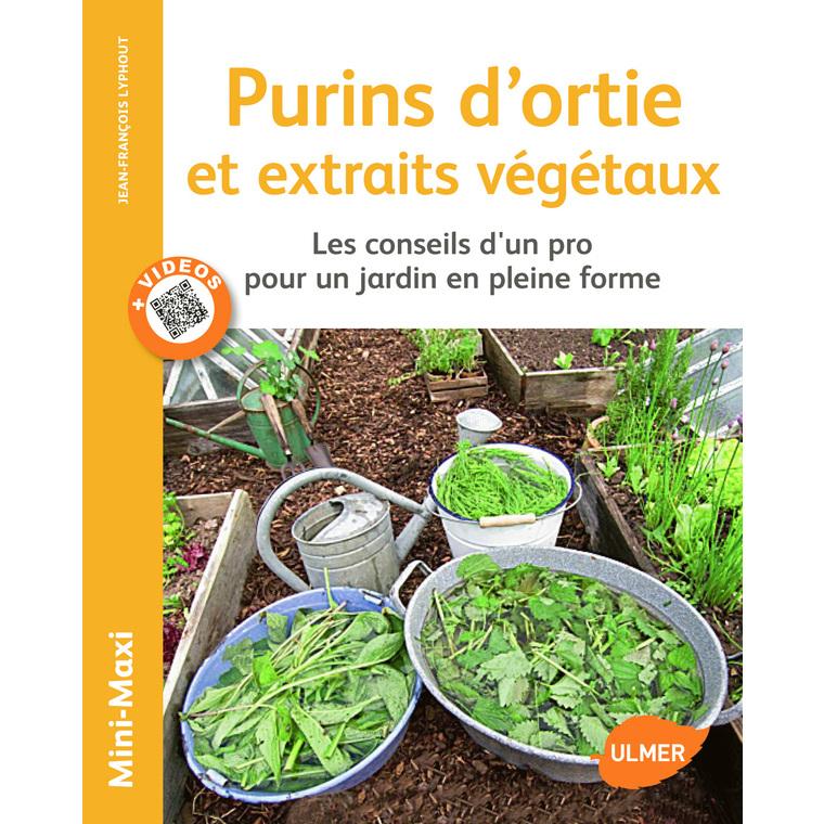 Purins d'Orties, Extraits Végétaux 64 pages Éditions Eugen ULMER 252654