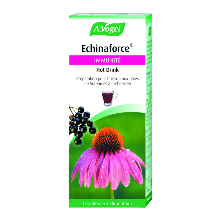 Hot Drink Sureau/Echinacea - 100 ml 252677