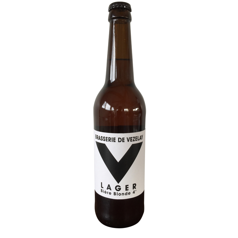 Bière Lager bio 50 cl 252834