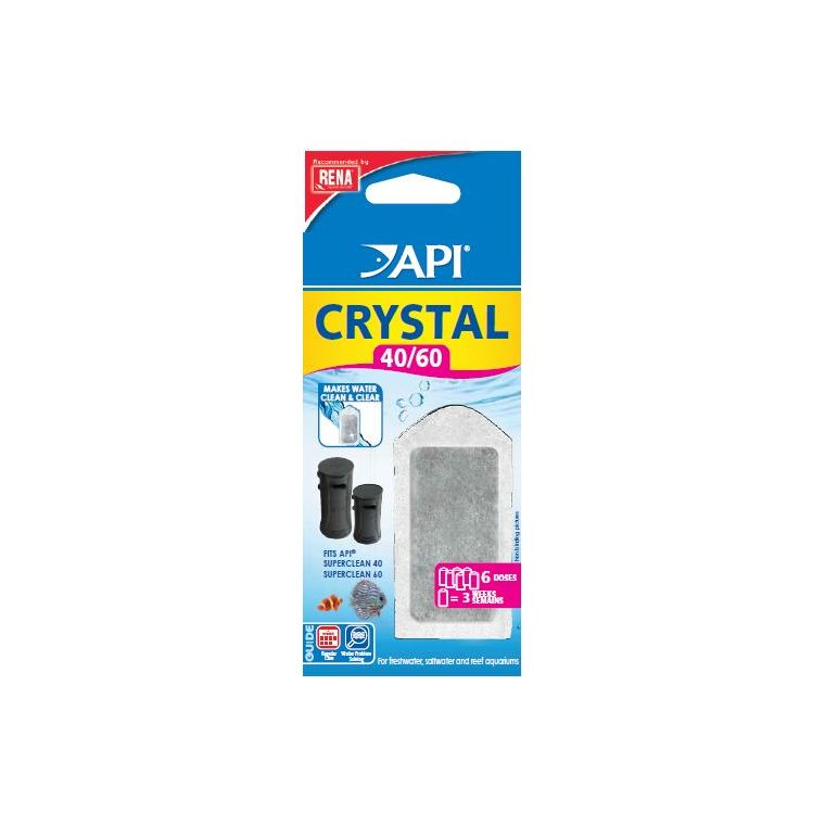 Crystal New superclean 40/60   X6