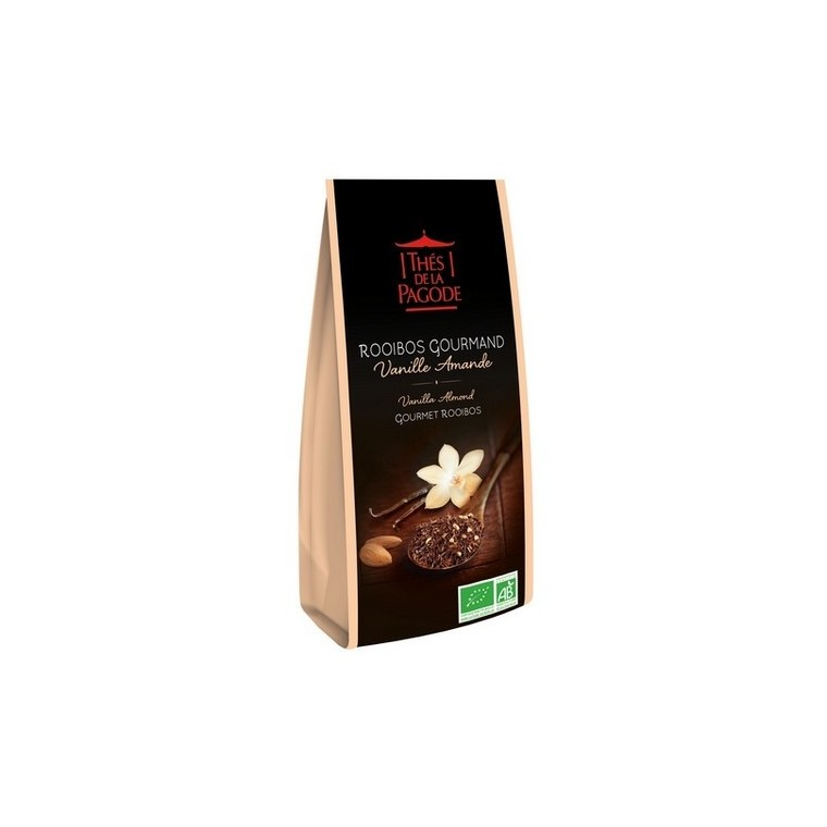 Rooibos Gourmand Vanille Amande - 110 g 256264