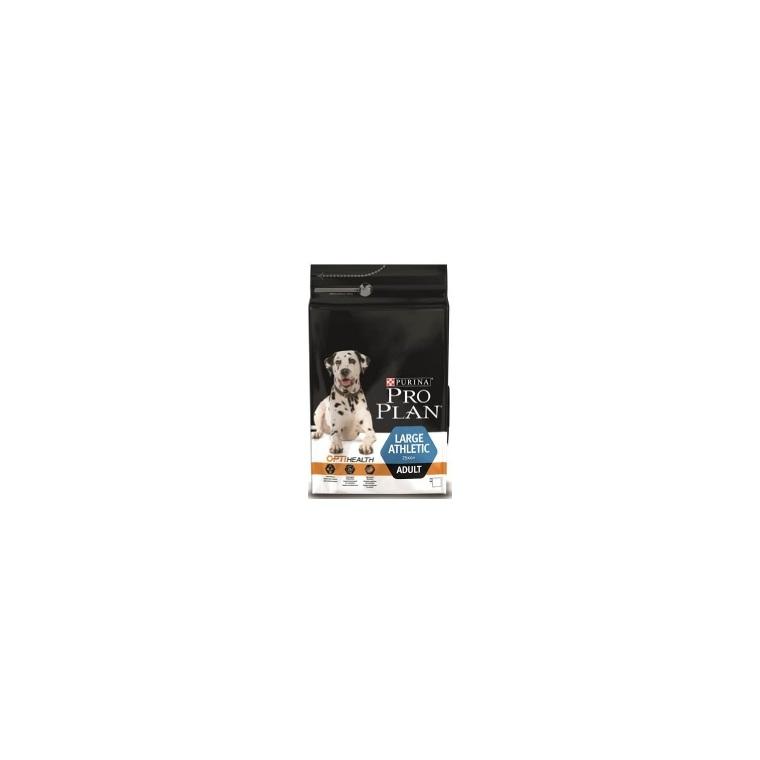 Croquettes au poulet pour chien adulte Athlétiques – 14 kg 257627