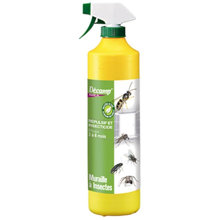 Muraille anti-insectes 257912