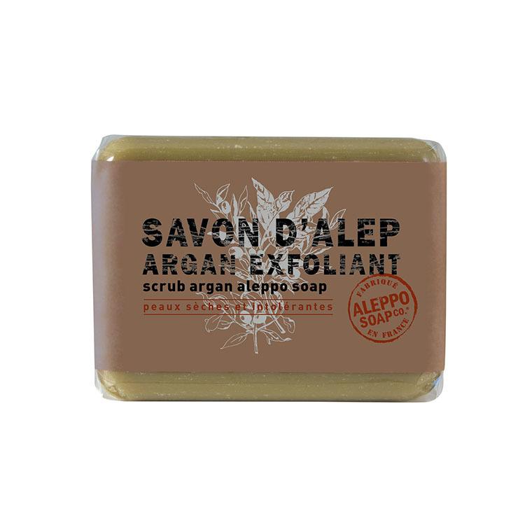 Savon d'Alep Argan exfoliant 100 g 258185