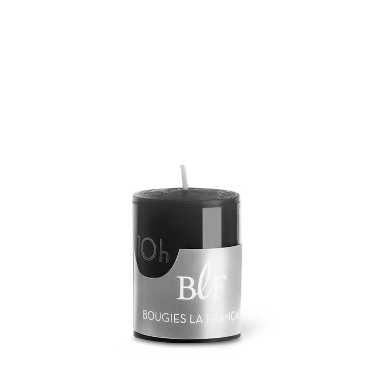 Bougie votive cylindrique 3,8x4,8 cm - Noir 258487