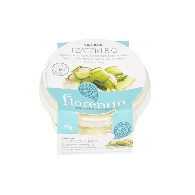 Tzaziki yaourt au concombre façon Grecque Bio - 170 gr 258610