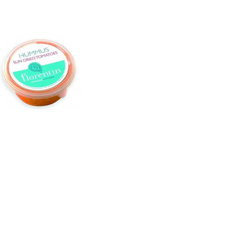 Hummus de tomates séchées Bio - 170 gr 258614