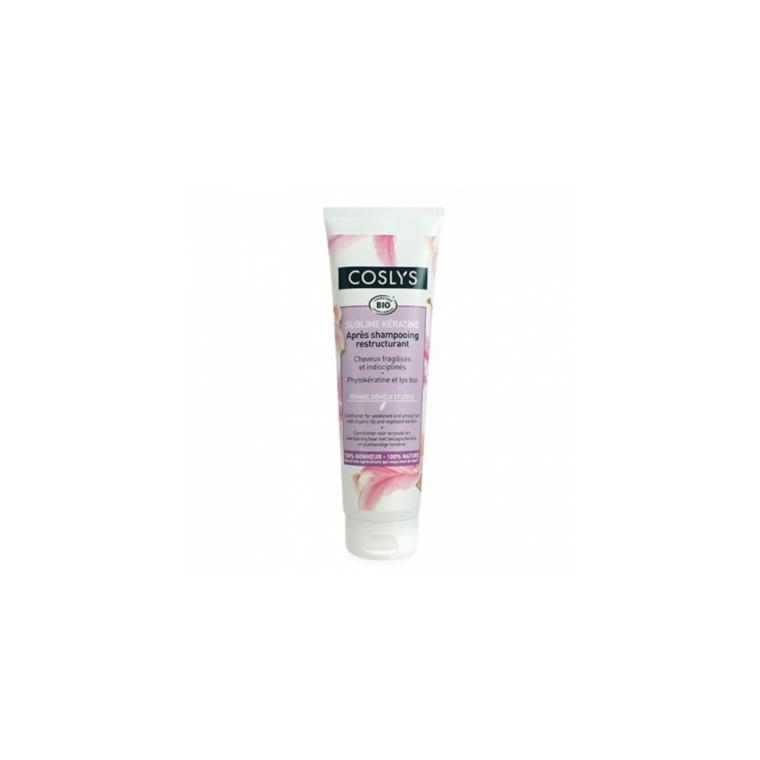 Après-shampoing à la kératine cheveux fragiles bio - 250 ml 259534