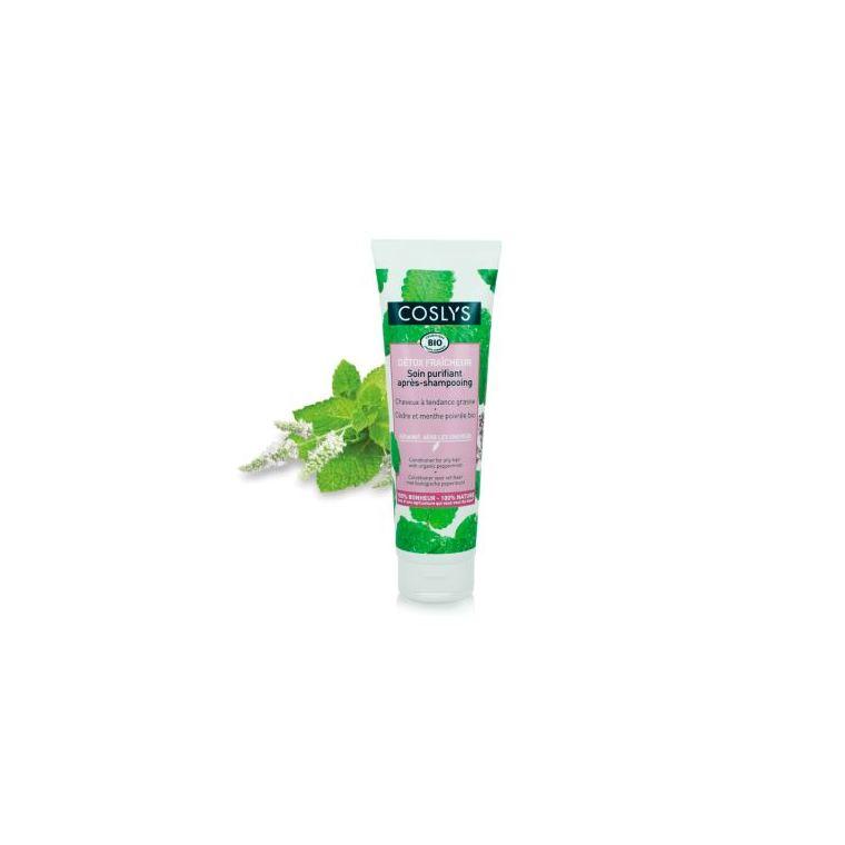 Après-shampooing cheveux gras bio - 250 ml