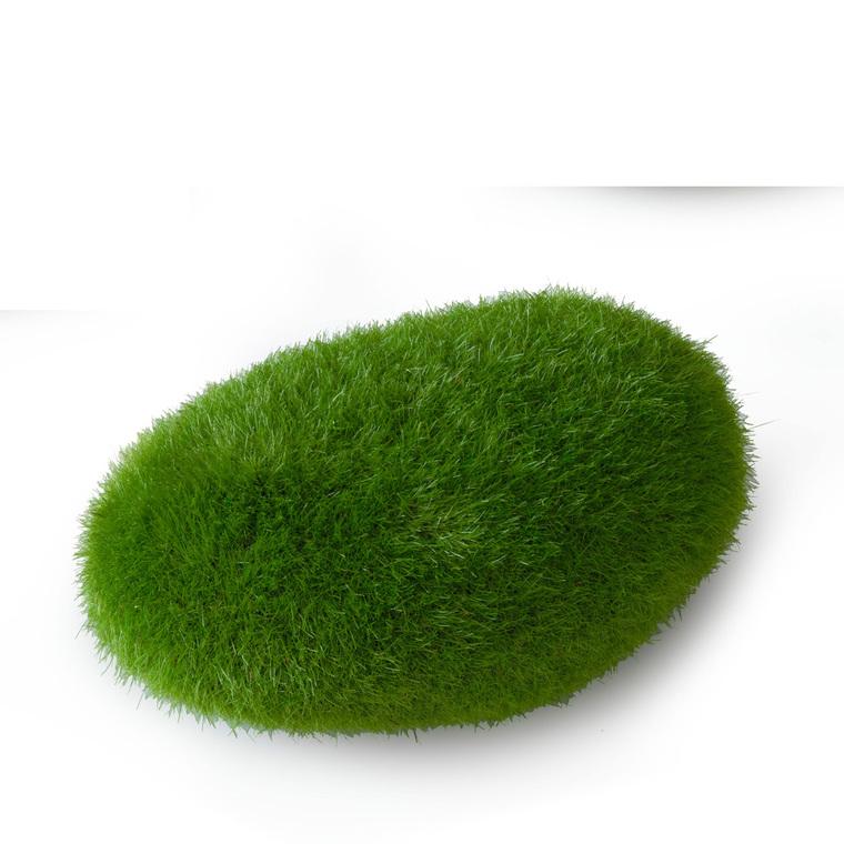 Boule de mousse de taille moyenne 10x6,5x5 cm 259878