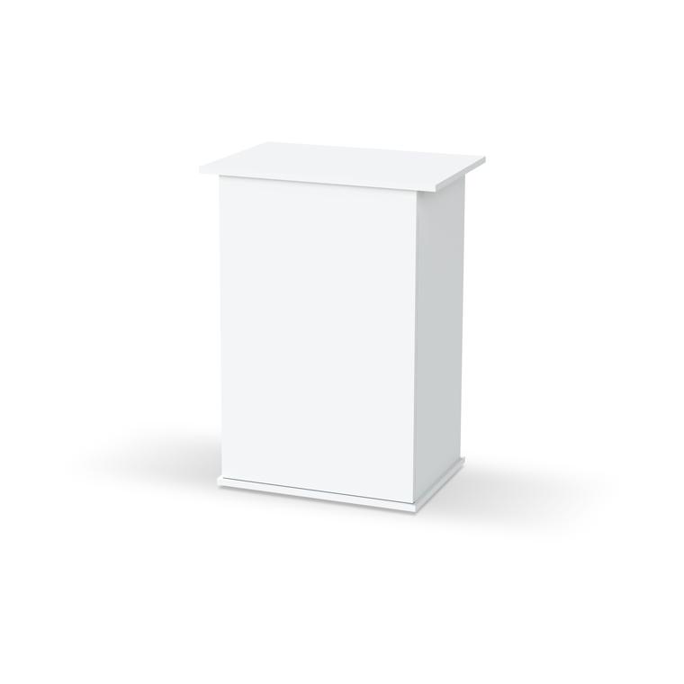 Meuble émotions nature pro 60 blanc 61 x 40 x 83 cm 260122