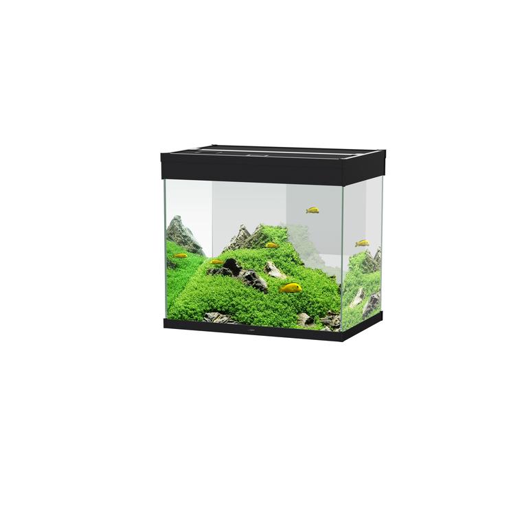 Aquarium émotion nature pro 60 noir 61 x 40 x 55 cm