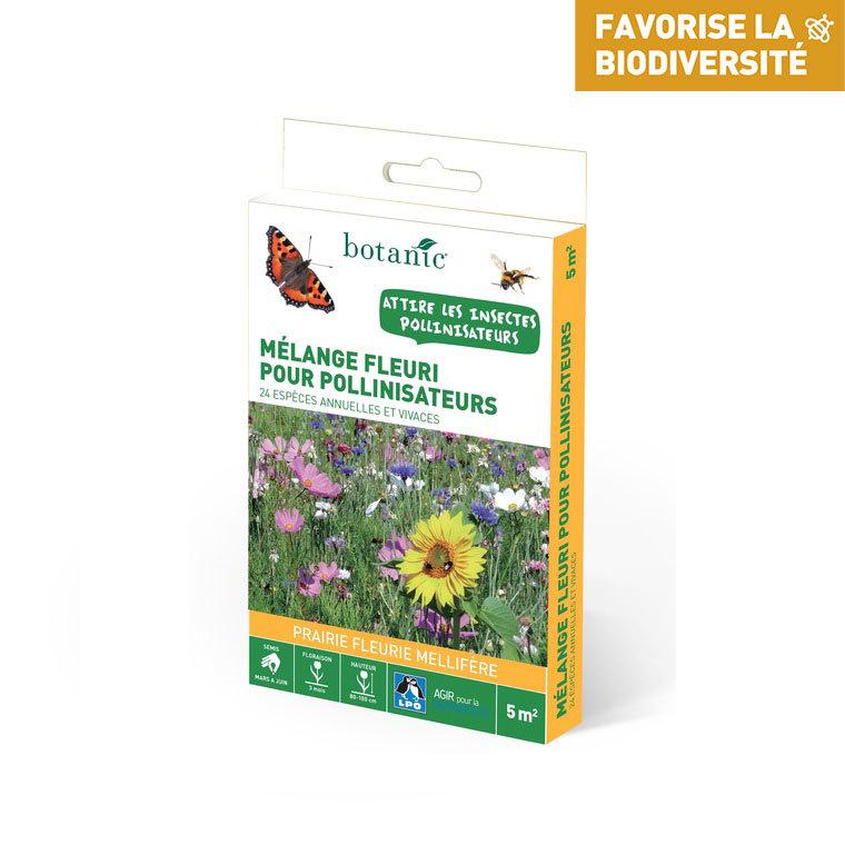 Mélange fleuri pour pollinisateurs 260178