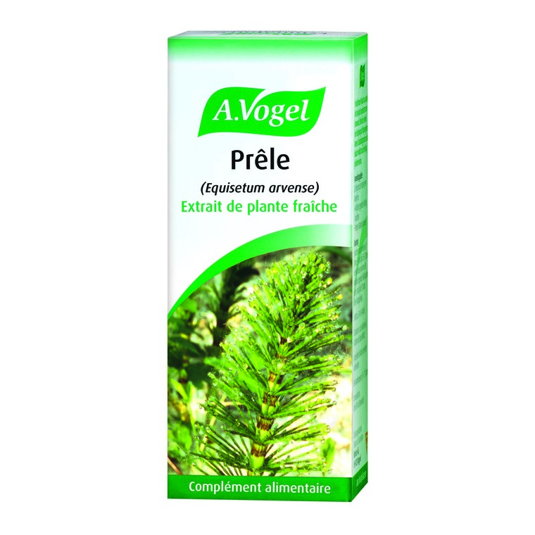 Extrait de plante fraiche de prêle bio en flacon de 50 ml 260230