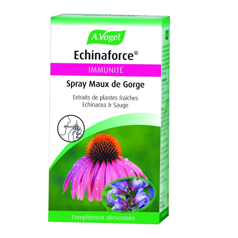 Spray maux de gorge Echinacea/Sauge - 30 ml 260243