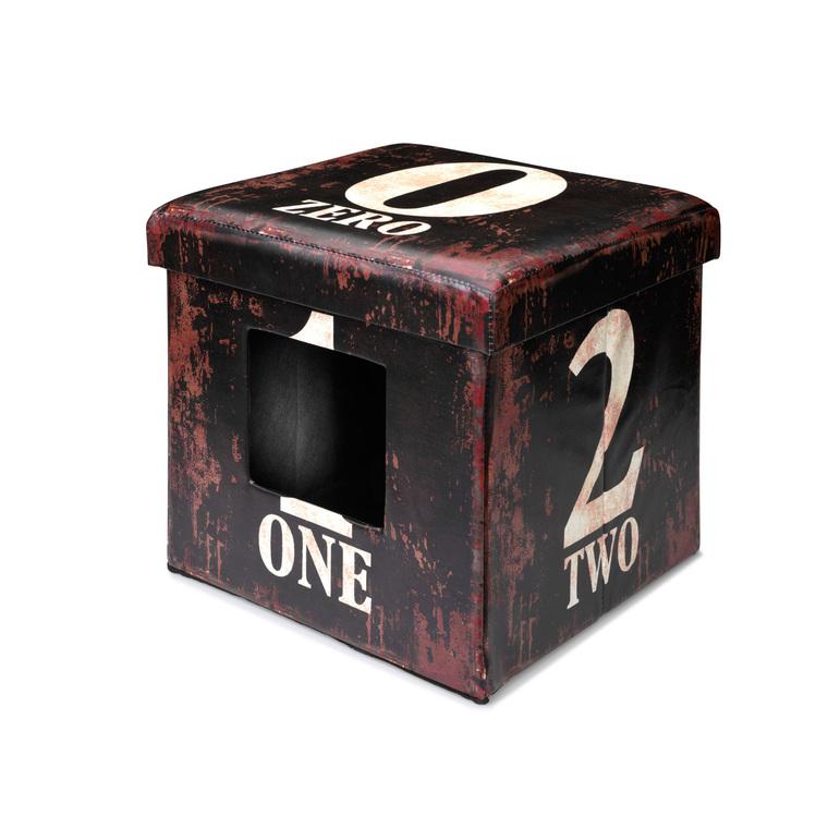 Cube Ottoman one 260453