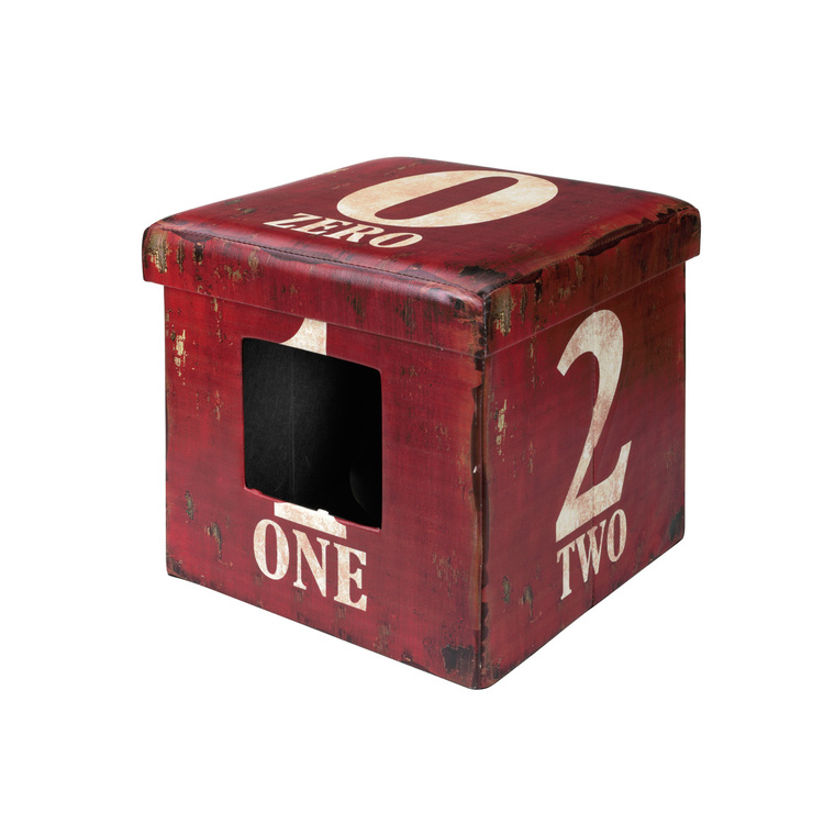 Cube Ottoman one 260454