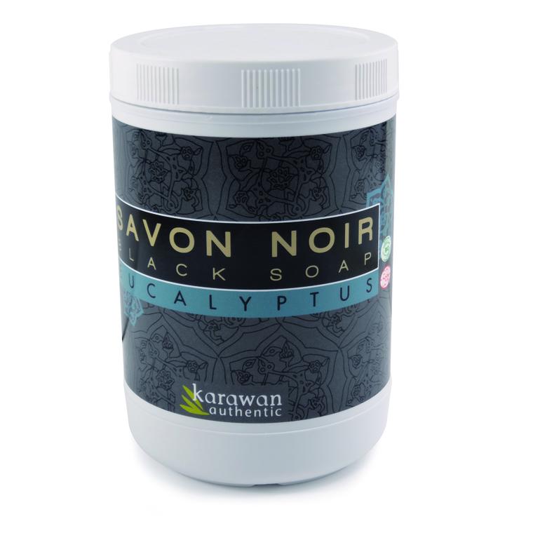 Savon noir Eucalyptus BIO 1 KG KARAWAN 260511