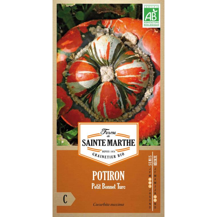 Potiron Petit Bonnet Turc 260665