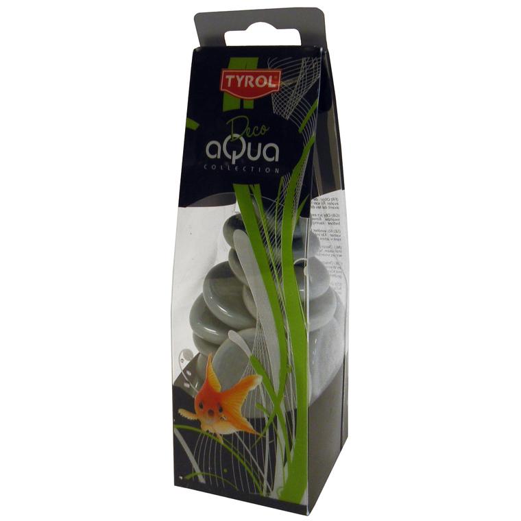 Galets gris souris décoratifs 400 g 260932