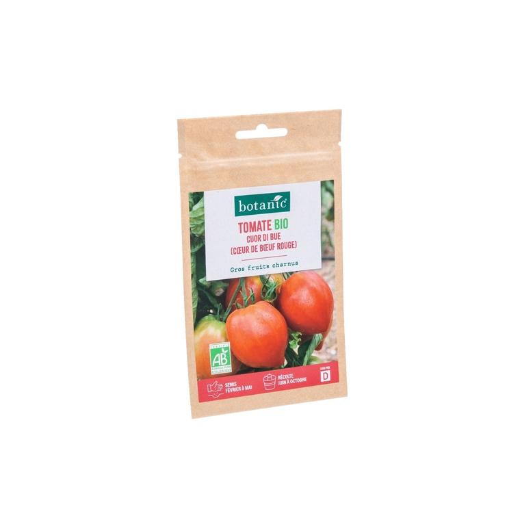 Tomate Cuor Di Bue - Cœur de Bœuf AB BIO