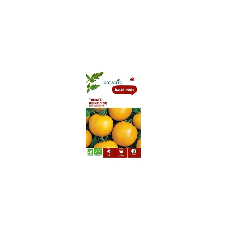 Tomate Reine d'Orgoldene Königin AB BIO 261442