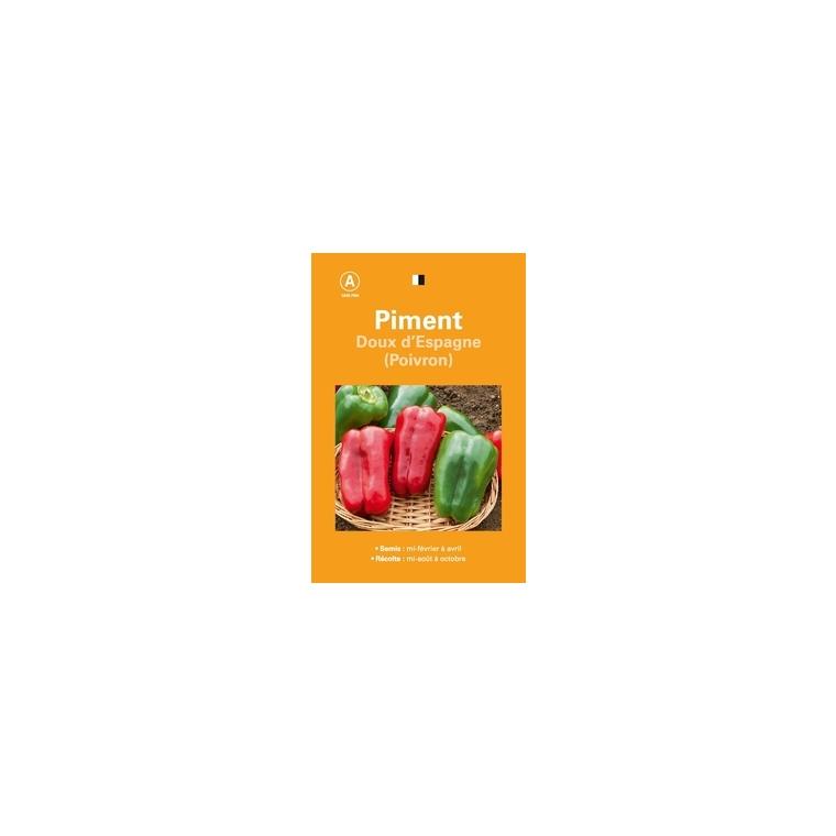 Poivron doux d'espagne 261535