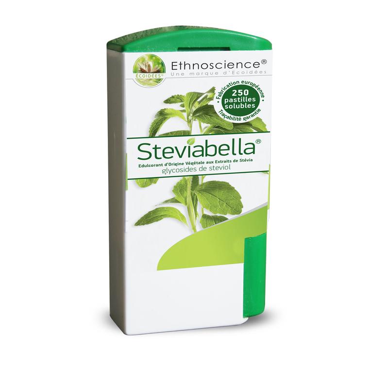 Stevia en boîte de 250 pastilles 263483