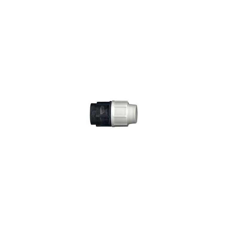 Raccord de compression taraude Plasson 20 x 27 x Ø 20 mm 264074
