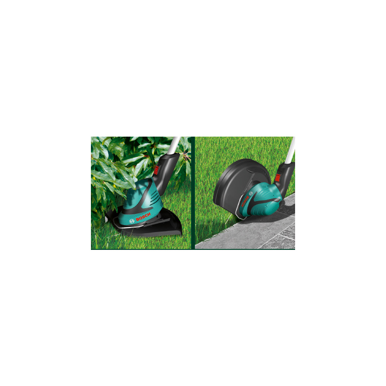 Coupe bordure vert Bosch de 450 W avec largeur de coupe 27 cm 264159