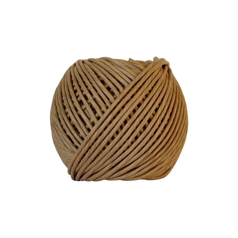 Pelote ficelle papier naturel - 80 gr 273970