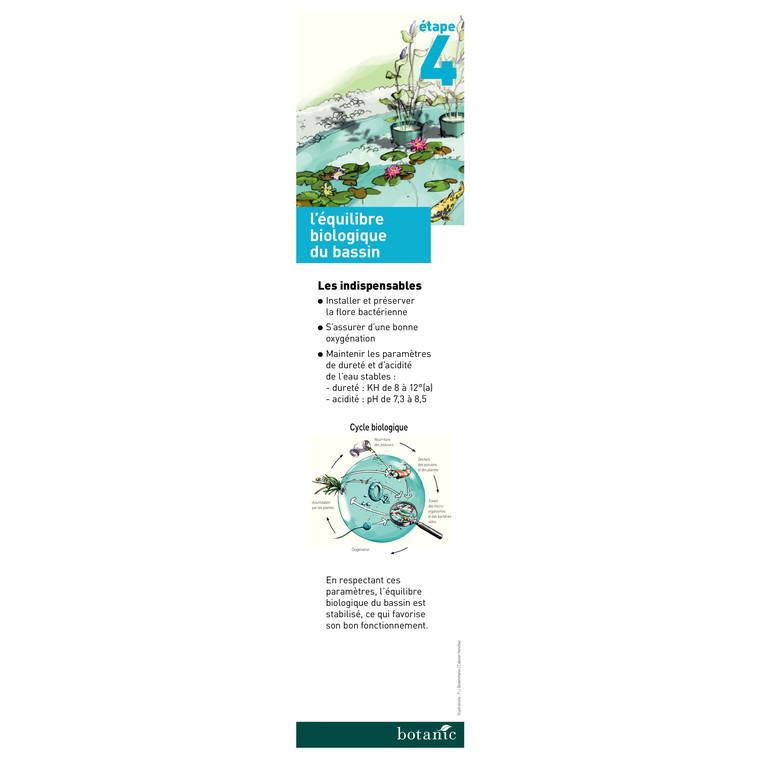 Démarrage et entretien de la filtration bassin Optinit 274309