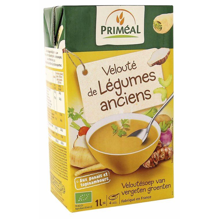 Velouté de légumes anciens 1 L PRIMEAL 276159