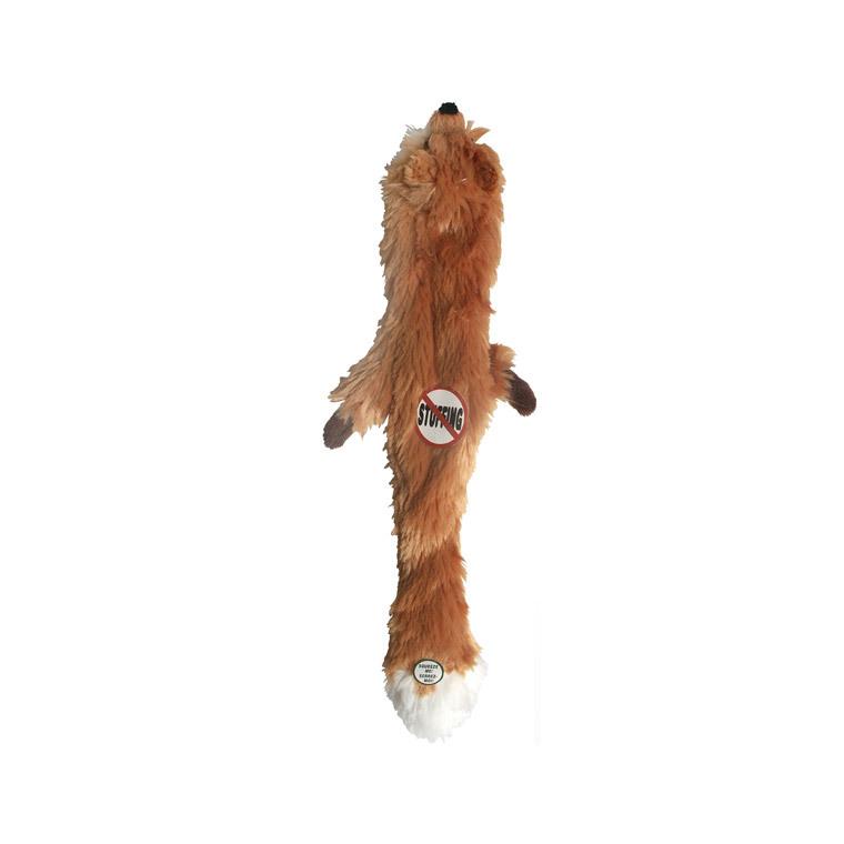 Peluche pour chien renard 83 cm