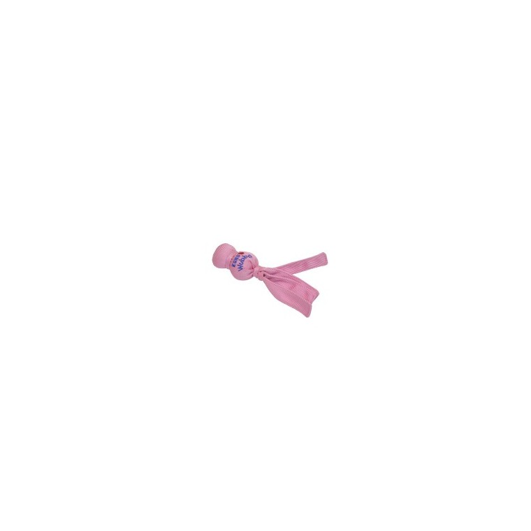 Jouet chiot Kong puppy wubba rose 20 cm 277042